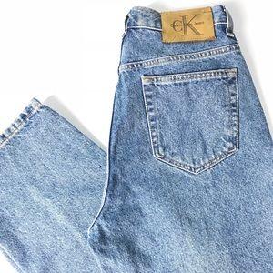 Vintage Calvin Klein Jeans Size 8